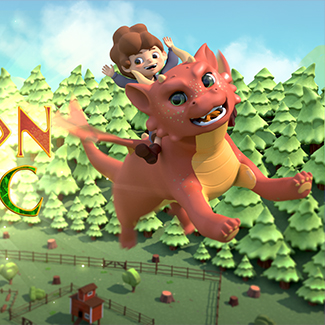TeePee Studios presents: Dragon Magic
