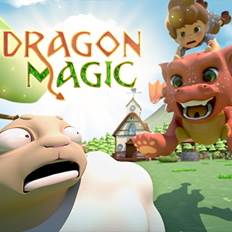 World Animal Day means a new poster for Dragon Magic!