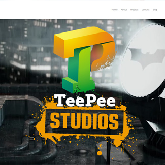 A formal welcome to TeePee Studios! And catching up!