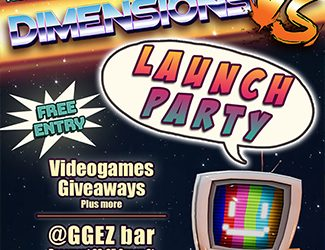 The Dimensions VS launch party is here!